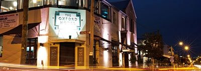 The Oxford Hotel in Adelaide pokies venue