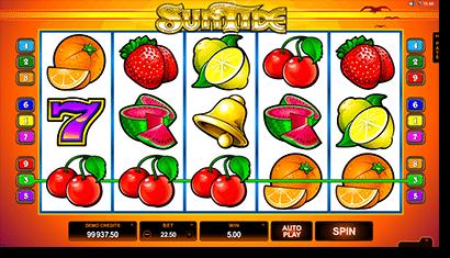 Suntide online pokies by Microgaming