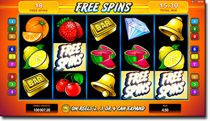 Suntide online pokies by Microgaming - bonus features