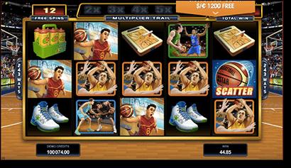 Basketball Star online pokies