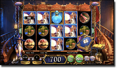 Alkemor's Tower online pokies by BetSoft