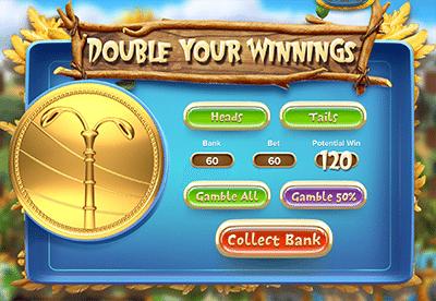 Double your winnings in Birds! pokies