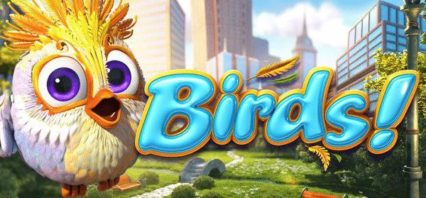 Birds pokie game