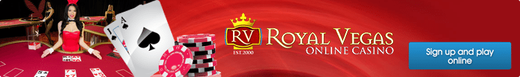 Royal Vegas Casino - Best live dealer card games