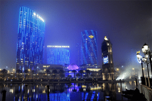 Macau Crown Casino Melco