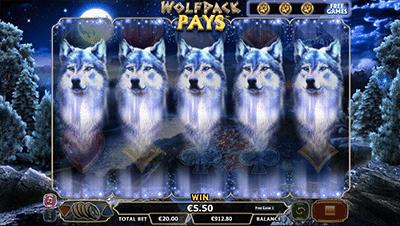 Wolf Pack Pays online pokies by NextGen