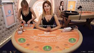 Leo Vegas Casino - New Celebrity Blackjack live dealer