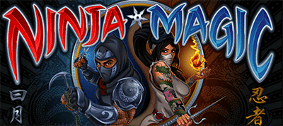 Ninja Magic real money online pokies by Microgaming
