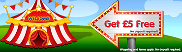 32Red Bingo sign up bonus for Australians