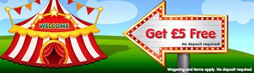 32Red Bingo sign up bonus for Australians