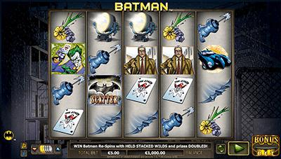 Batman NextGen online pokies