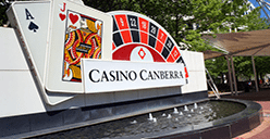 Canberra Casino Aquis Expansion