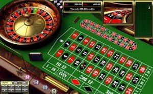 Roulette online gokken euro