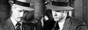 Henry Gondorff and Jonny Hooker - top fictional poker players