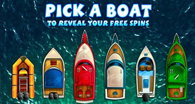 Reel Spinner Free spins bonus