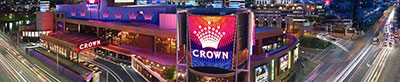 Crown Casino Melbourne, Victoria pokies venue