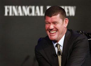 James Packer - most influential casino personalities around the world