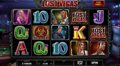 Lost Vegas pokies practice play