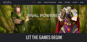 Rival Gaming online casino software
