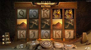 River of Riches online pokies by Rabcat