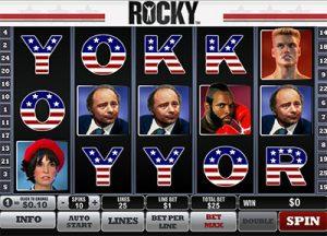 Rocky online pokies