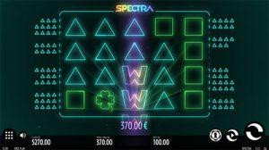 Spectra online pokies by Thunderkick