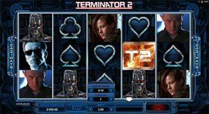 Terminator II online pokies by Microgaming