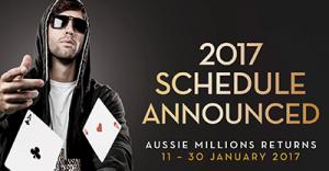 Aussie Millions poker 2017