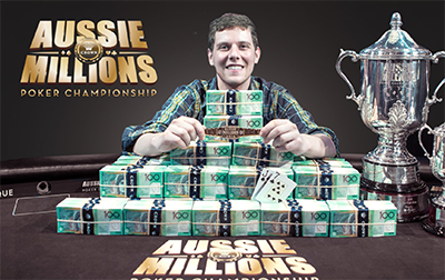 Aussie Millions at Crown Casino