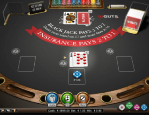 Blackjack Pro Limit by NetEnt