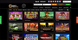 Casino.com instant play gambling site for Aussies