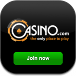 Casino.com official mobile iOs and Android app