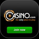 Casino.com mobile baccarat app