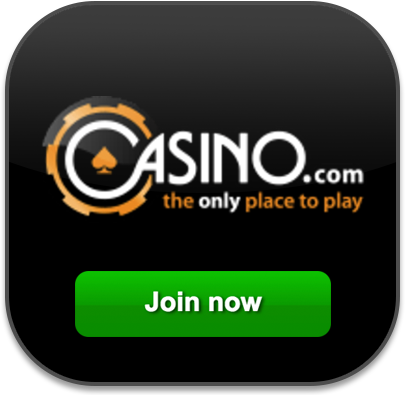 Casino.com online casino official mobile casino site