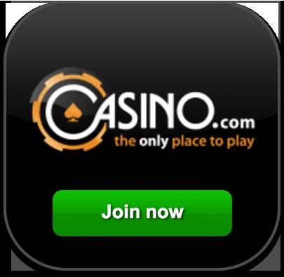 Casino.com online casino official mobile casino site