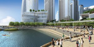 Crown Barangaroo project faces court case from locals