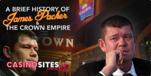 James Packer history and work achievements
