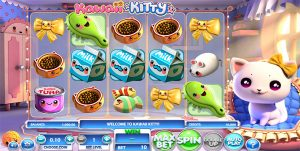 Kawaii Kitty online pokies by BetSoft