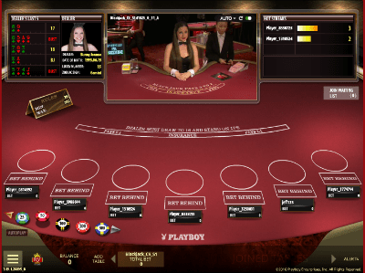 Microgaming live dealer games