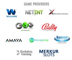 Slots Magic game software