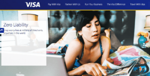 Visa deposits at online casinos