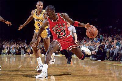 Michael Jordan betting