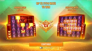 Phoenix Sun pokies gameplay features