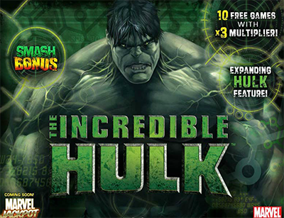 Incredible Hulk pokies game Australia