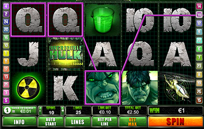 Incredible Hulk game play online