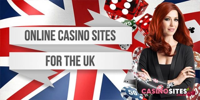 Top UK online casino sites