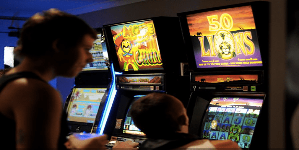 Pokies venues in South Australia are hurting