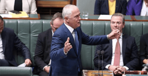 Turnbull tries to ratify China treaty