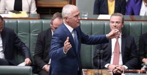 Turnbull tries to ratify China treaty