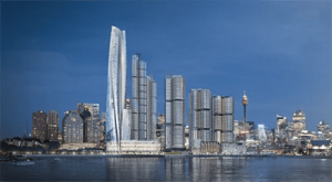 Barangaroo to commence construction